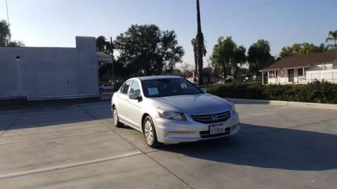 2012 Honda Accord LX for sale at Silver Star Auto in San Bernardino CA