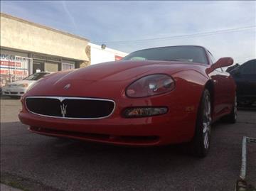 2004 Maserati Coupe for sale in San Bernardino, CA