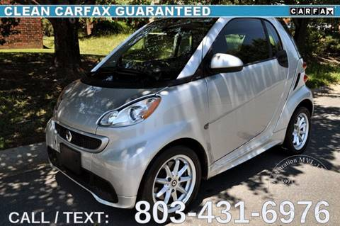 2014 Smart fortwo for sale in Fort Mill, SC