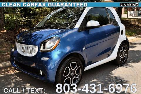 2016 Smart fortwo for sale in Fort Mill, SC
