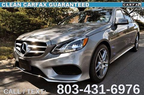 2014 Mercedes-Benz E-Class for sale in Fort Mill, SC