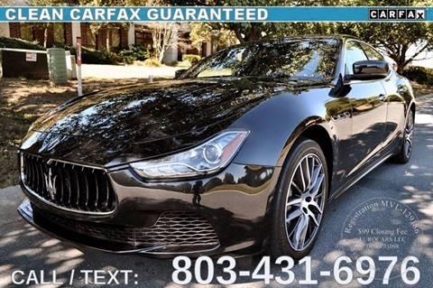 2014 Maserati Ghibli for sale in Fort Mill, SC