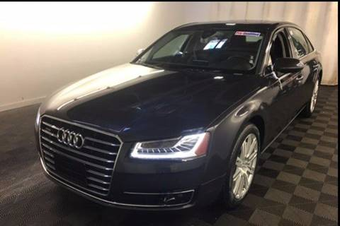 2015 Audi A8 L for sale in Fort Mill, SC