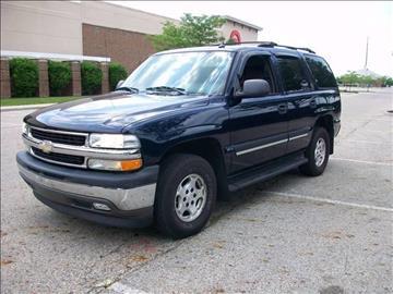 2005 Chevrolet Tahoe for sale in Lockbourne, OH