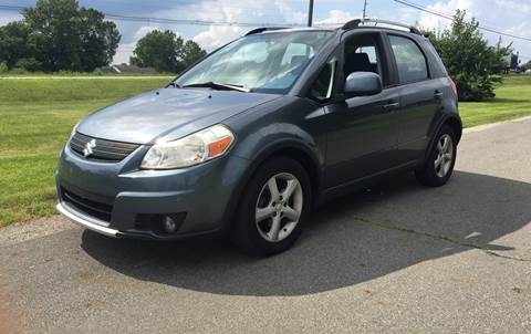 2008 Suzuki SX4 Crossover for sale in Lockbourne, OH