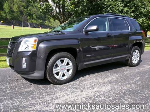 2015 GMC Terrain for sale in Staffordsville, KY