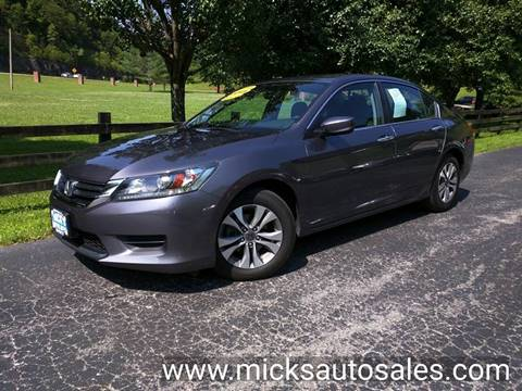 2015 Honda Accord for sale in Staffordsville, KY