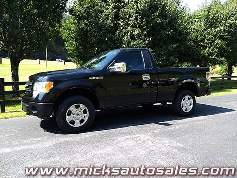 2014 Ford F-150 for sale in Staffordsville, KY