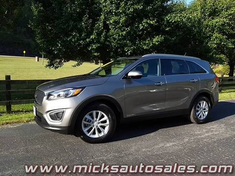 2017 Kia Sorento for sale in Staffordsville, KY