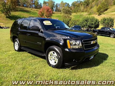 2011 Chevrolet Tahoe for sale in Staffordsville, KY