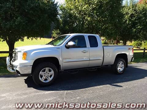 2010 GMC Sierra 1500 for sale in Staffordsville, KY