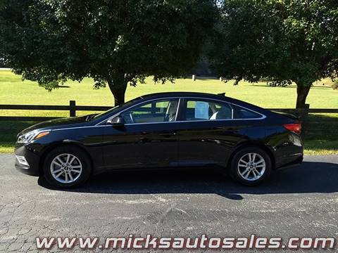 2015 Hyundai Sonata for sale in Staffordsville, KY