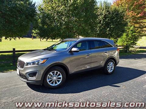 2016 Kia Sorento for sale in Staffordsville, KY
