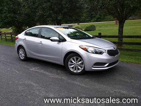 2016 Kia Forte for sale in Staffordsville, KY