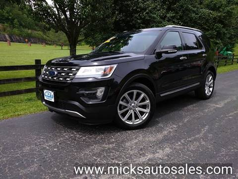 2016 Ford Explorer for sale in Staffordsville, KY