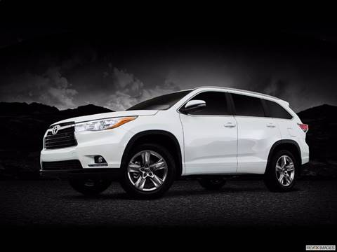 2016 Toyota Highlander for sale in Staffordsville, KY