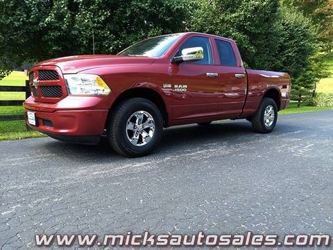 2013 RAM Ram Pickup 1500 for sale in Staffordsville, KY