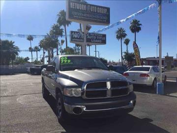 2005 Dodge Ram Pickup 1500 for sale in Glendale, AZ