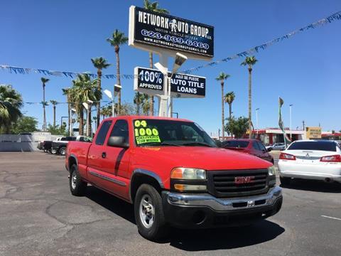 2004 GMC Sierra 1500 for sale in Glendale, AZ