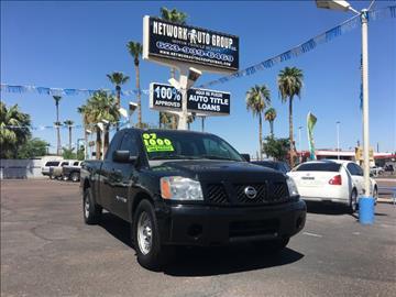 2007 Nissan Titan for sale in Glendale, AZ