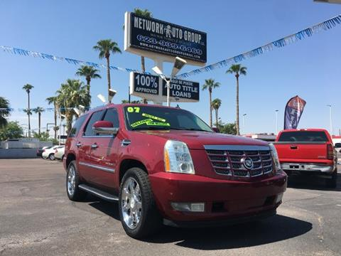 2007 Cadillac Escalade for sale in Glendale, AZ