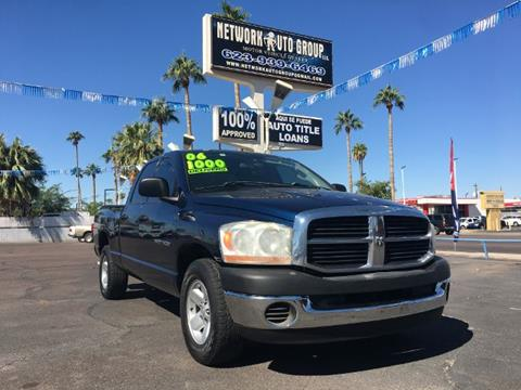 2006 Dodge Ram Pickup 1500 for sale in Glendale, AZ
