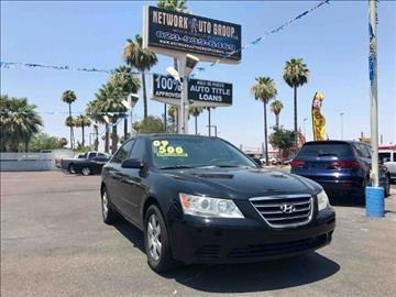 2009 Hyundai Sonata for sale in Glendale, AZ