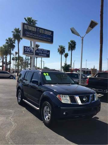 2007 Nissan Pathfinder for sale in Glendale, AZ