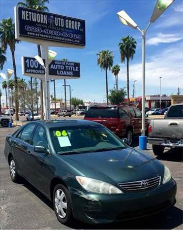 2006 Toyota Camry for sale in Glendale, AZ