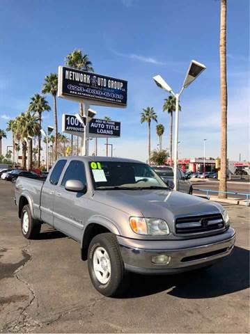 2001 Toyota Tundra for sale in Glendale, AZ