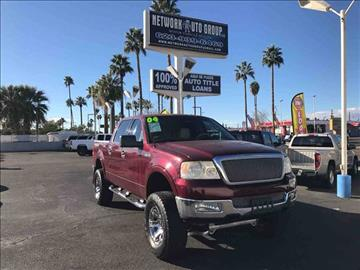 2004 Ford F-150 for sale in Glendale, AZ