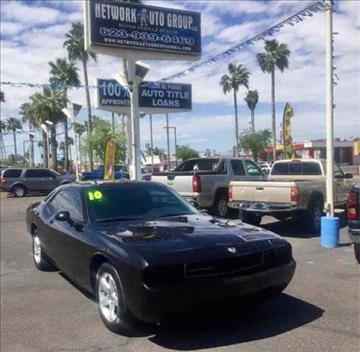 2010 Dodge Challenger for sale in Glendale, AZ