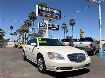 2011 Buick Lucerne for sale in Glendale, AZ