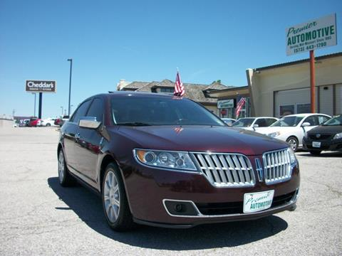 2011 Lincoln MKZ for sale in Columbia, MO