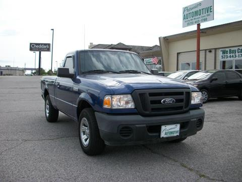 2010 Ford Ranger for sale in Columbia, MO