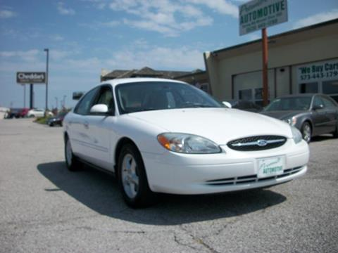 2002 Ford Taurus for sale in Columbia, MO