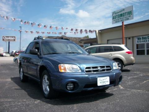 2006 Subaru Baja for sale in Columbia, MO