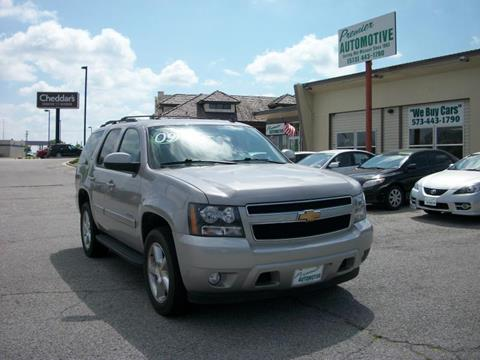 2009 Chevrolet Tahoe for sale in Columbia, MO