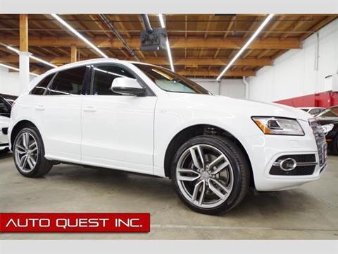 2014 Audi SQ5 for sale in Seattle, WA