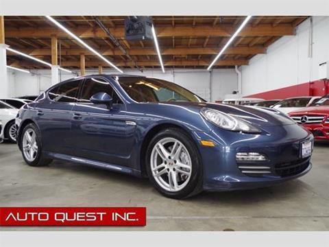 2011 Porsche Panamera for sale in Seattle, WA