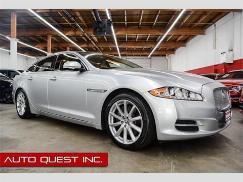 2013 Jaguar XJ for sale in Seattle, WA