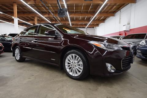2015 Toyota Avalon Hybrid for sale in Seattle, WA