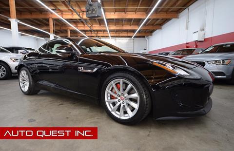 2015 Jaguar F-TYPE for sale in Seattle, WA