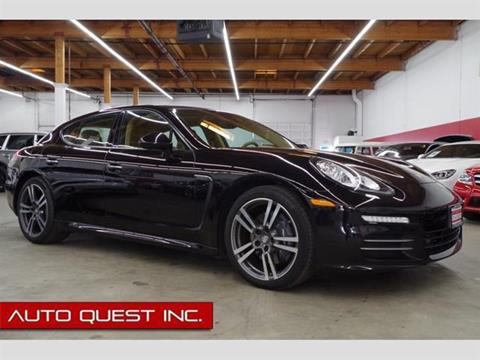 2015 Porsche Panamera for sale in Seattle, WA