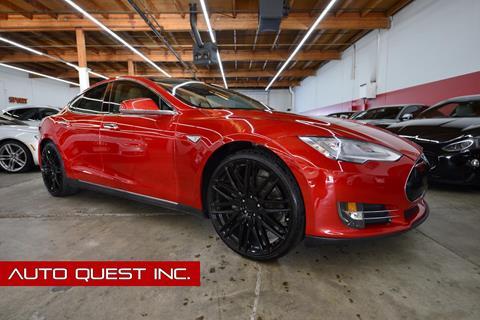 2014 Tesla Model S for sale in Seattle, WA