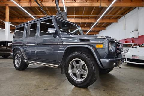 2008 Mercedes-Benz G-Class for sale in Seattle, WA