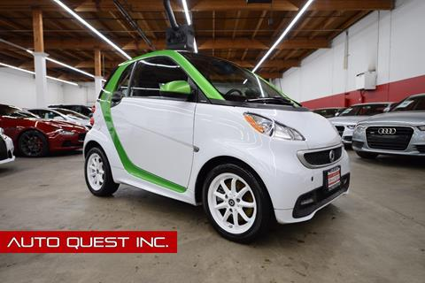 2014 Smart fortwo for sale in Seattle, WA