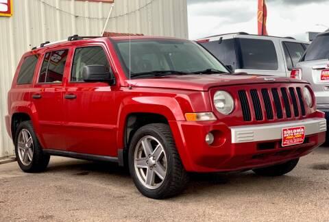 2007 Jeep Patriot for sale at SOLOMA AUTO SALES in Grand Island NE