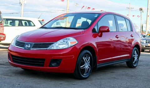 2007 Nissan Versa for sale at SOLOMA AUTO SALES in Grand Island NE
