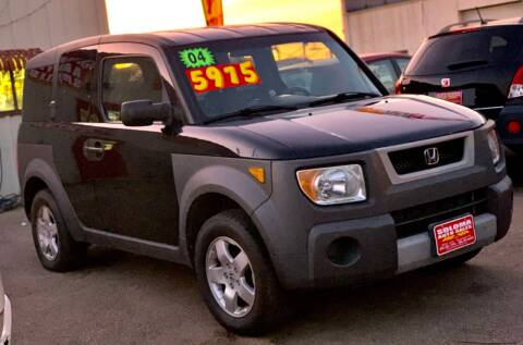 2004 Honda Element for sale at SOLOMA AUTO SALES in Grand Island NE